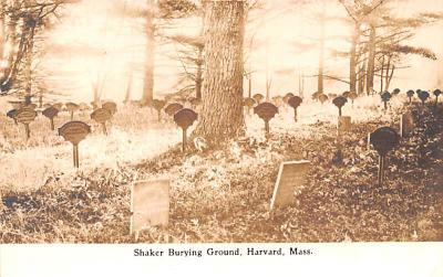 sha700499 - Shaker Postcards Old Vintage Antique Post Cards