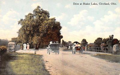 sha700547 - Shaker Postcards Old Vintage Antique Post Cards