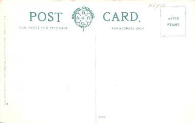 sha700547 - Shaker Postcards Old Vintage Antique Post Cards  back