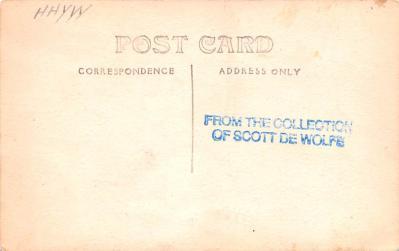sha700603 - Shaker Postcards Old Vintage Antique Post Cards  back