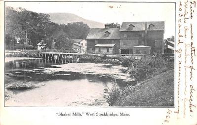 sha700613 - Shaker Postcards Old Vintage Antique Post Cards
