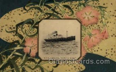 shi001097 - Ship Postcards