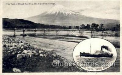 shi001117 - Ship Postcards
