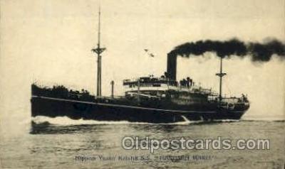 Nippon Yusen Kaisha SS Hakhsan Maru
