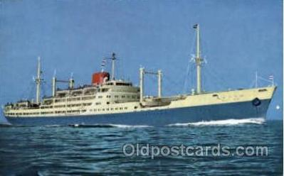 shi001124 - Ship Postcards