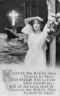 shi002135 - Holmfirth S.S.Titanic Ship Ships Postcard Postcards