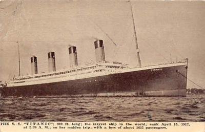 SS Titanic