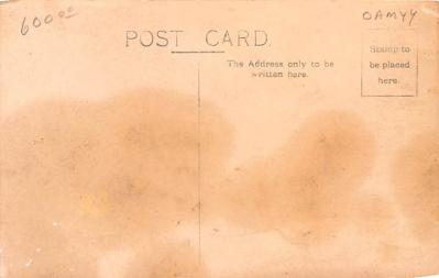 shi002202 - Titanic Ship Post Card Old Vintage Antique  back