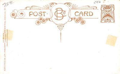 shi002210 - Titanic Ship Post Card Old Vintage Antique  back