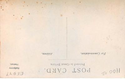 shi002224 - Titanic Ship Post Card Old Vintage Antique  back