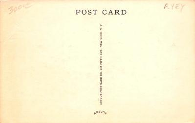 shi002230 - Titanic Ship Post Card Old Vintage Antique  back