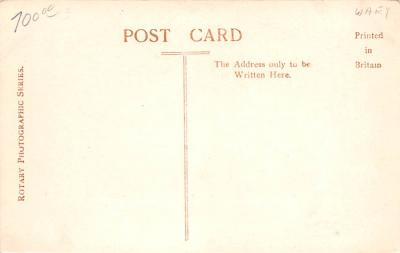 shi002242 - Titanic Ship Post Card Old Vintage Antique  back