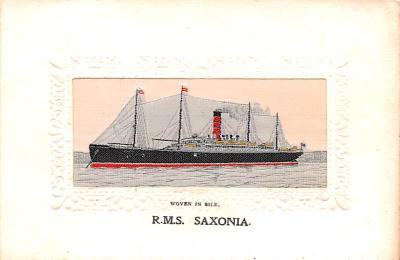 shi002290 - Titanic Ship Post Card Old Vintage Antique