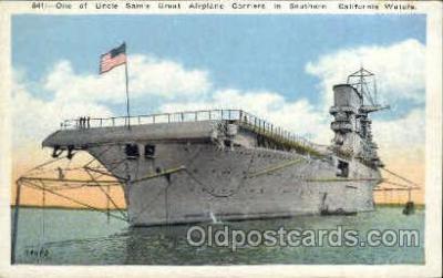 shi003055 - Military Ship Ships Poscard Postcards