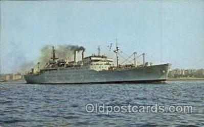 shi003078 - Military Ship Ships Poscard Postcards