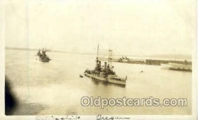shi003243 - Battleship Oregon Military Ship, Ships, Postcard Postcards