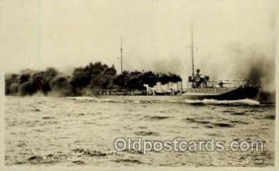shi003249 - US Destroyer Military Ship, Ships, Postcard Postcards