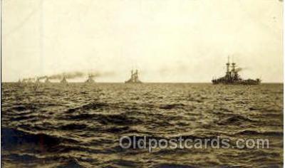 shi003261 - USS Oklahoma Military Ship, Ships, Postcard Postcards