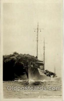 shi003317 - US Destroyer Military Ship, Ships, Postcard Postcards