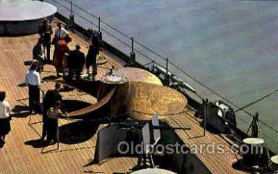 shi003391 - North Carolina Propeller Navy, Military Ship, Ships Postcard Postcards