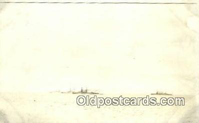 shi003740 - Military Battleship Postcard Post Card Old Vintage Antique