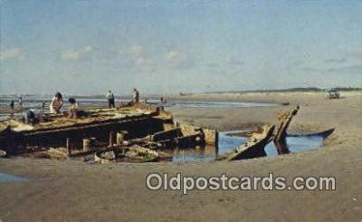 shi003852 - Shipwreck Intrepid Military Battleship Postcard Post Card Old Vintage Antique
