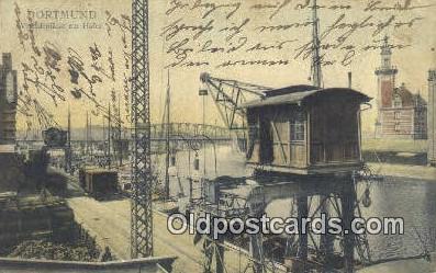 shi003916 - Dortmund Postcard Post Card Old Vintage Antique