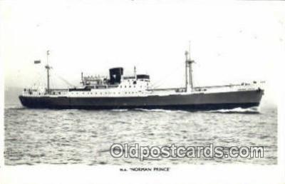shi003945 - MS Norman Prince Postcard Post Card Old Vintage Antique