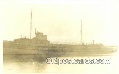 shi003966 - Contra Costa Military Battleship Postcard Post Card Old Vintage Antique