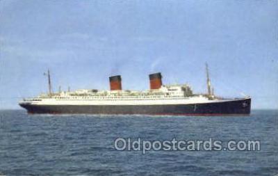 shi004142 - Compagnie Generale Steamer, Steam Boat, Ship Ships, Postcard Postcards