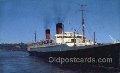 shi004147 - SS Ile De France Steamer, Steam Boat, Ship Ships, Postcard Postcards