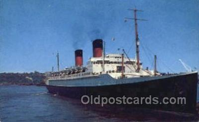 shi004148 - SS Ile De France Steamer, Steam Boat, Ship Ships, Postcard Postcards