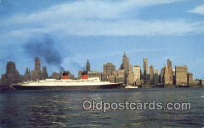 shi004149 - SS Ile De France Steamer, Steam Boat, Ship Ships, Postcard Postcards