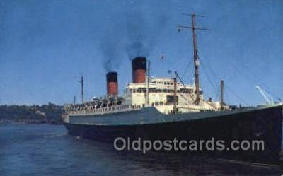 shi004162 - SS Ile De France Steamer, Steam Boat, Ship Ships, Postcard Postcards