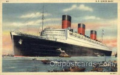 S.S. Queen Mary