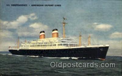 shi007120 - S.S. Independence, American Export Line