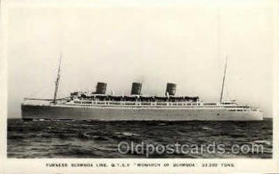 shi007139 - Monarch of Bermuda