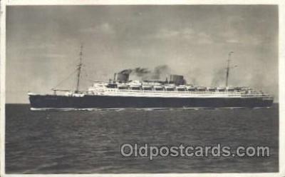 shi007187 - Bremen Ocean Liner, Ocean Liners, Oceanliner Ship Ships Postcard Postcards