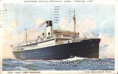 shi007191 - Mogan Line Ocean Liner, Ocean Liners, Oceanliner Ship Ships Postcard Postcards
