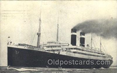 shi007223 - S.S. Laplano Ocean Liner, Ocean Liners, Oceanliner Ship Ships Postcard Postcards