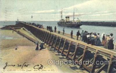 shi007243 - The Queen  Ocean Liner, Ocean Liners, Oceanliner Ship Ships Postcard Postcards