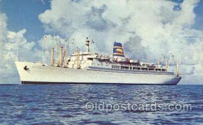 shi007256 - S.S. Mariposa S.S. Monterey Ocean Liner, Ocean Liners, Oceanliner Ship Ships Postcard Postcards