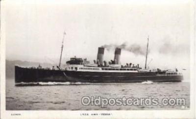 shi007322 - R.M.S. Vienna Ocean Liner, Ocean Liners, Oceanliner Ship Ships Postcard Postcards