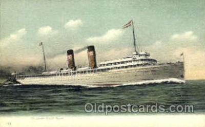 shi007339 - Steamer North West Ship Shps, Ocean Liners,  Postcard Postcards