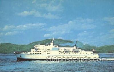 shi007398 - MV Queen Of Prince Rupert Ship Postcard Postcards