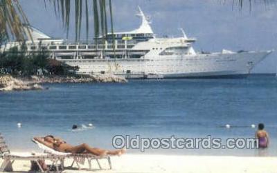 shi007400 - Norwegian Caribbean Lines Ship Postcard Postcards