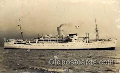 shi008156 - P & O Canton Steam Boat Steamer Ship Ships Postcard Postcards