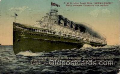 shi008162 - C & B Line Great Ship