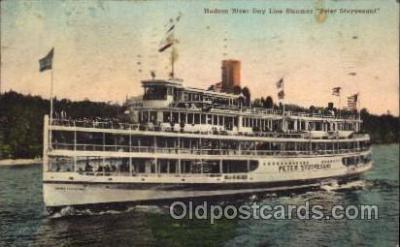shi008280 - Hudson River Day Line Steamer