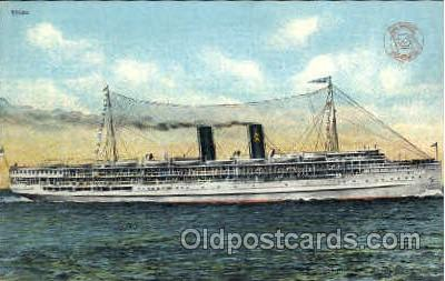 shi008312 - S.S. Yale & S.S. Harvard, Los Angelas Steamship Company